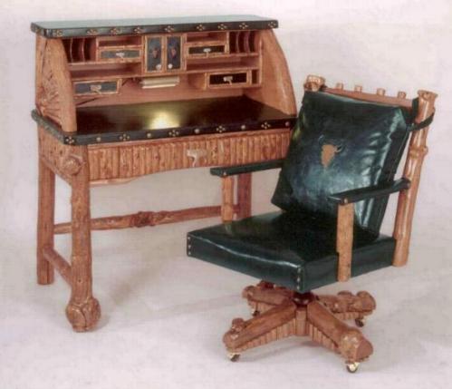The Bison Desk