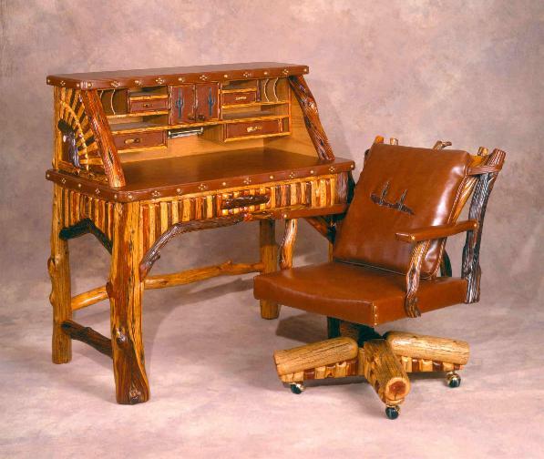 Juniper Desk and Chair