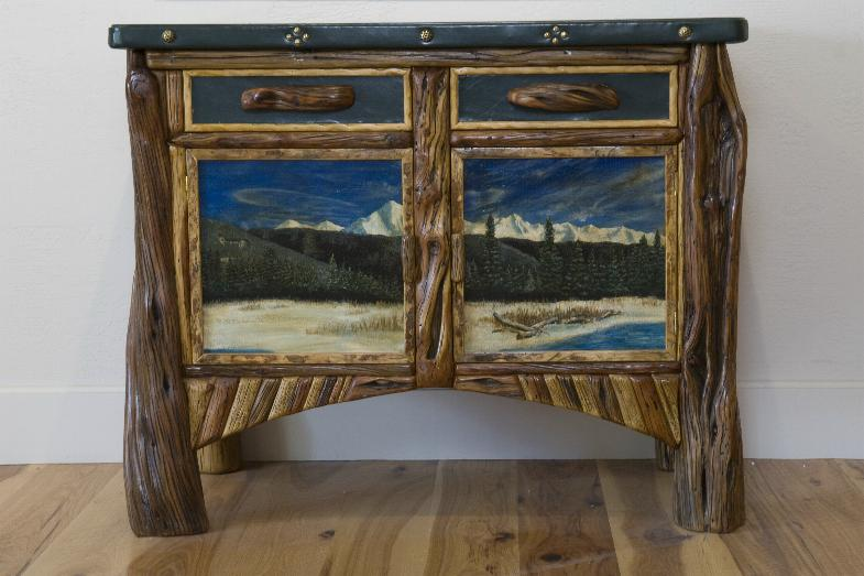 Juniper Side Table