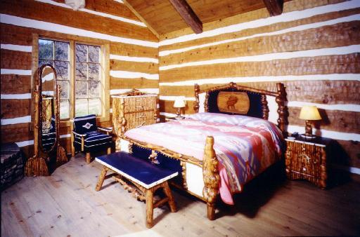 The Elk Bedroom